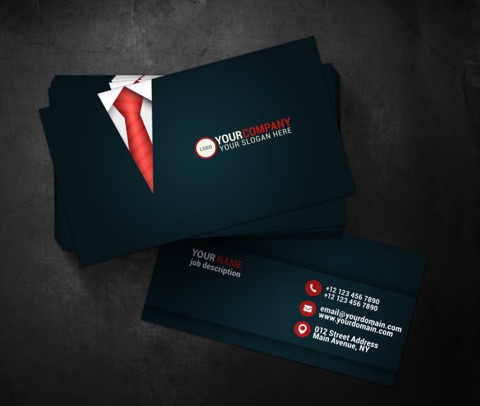 design creative business card for you by logoabi
