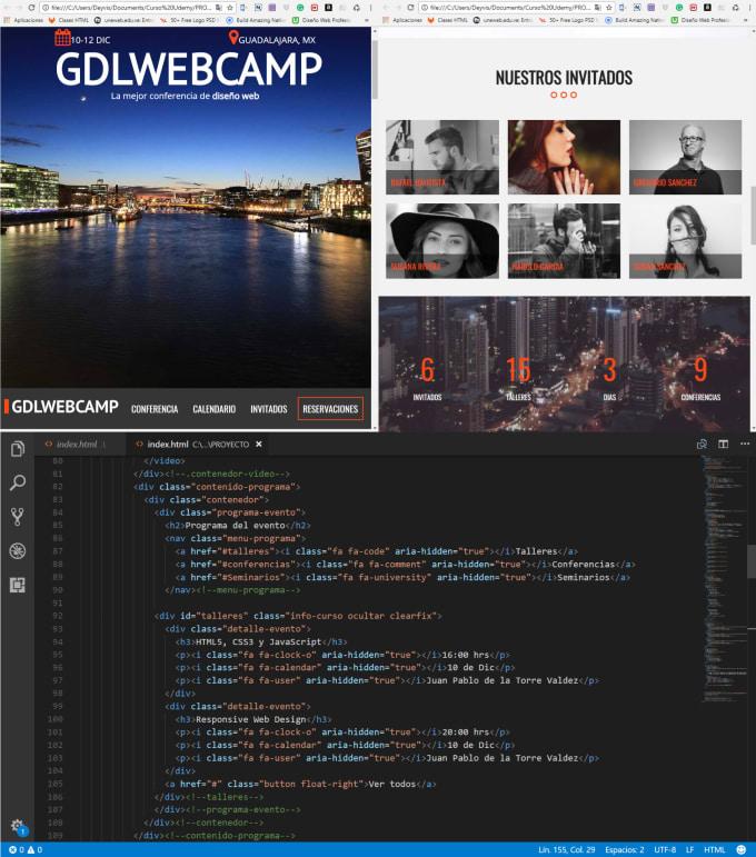 Html Calendario.Convert Your Ai Or Psd Web Design Into A Html5 Website