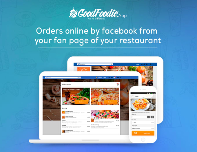 create your online digital menu to increase your sales from your