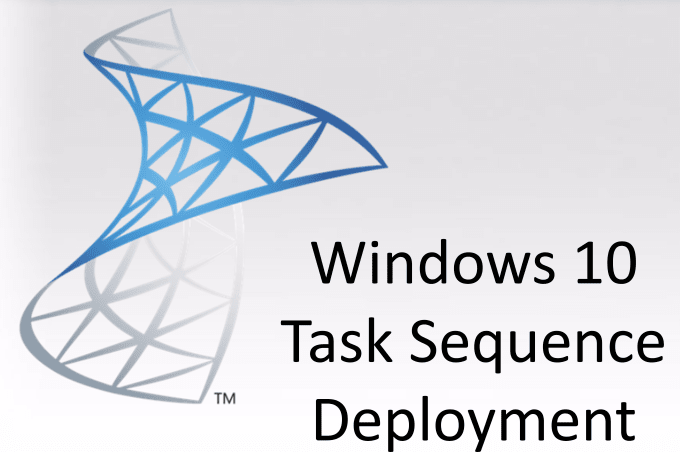 kieren23 : I will create a windows 10 deployment task sequence in sccm for  $50 on www fiverr com