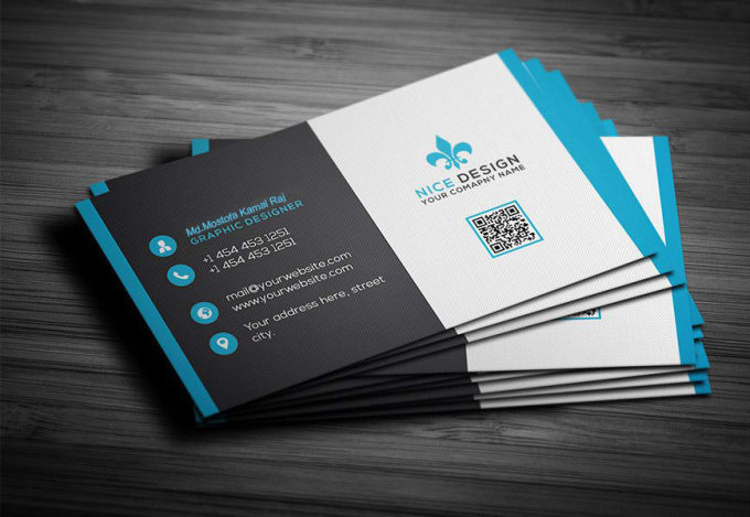 Design Business Card With Two Concepts By Mostofakamal