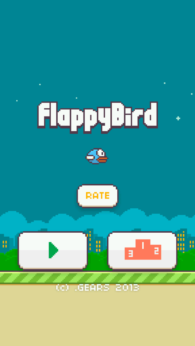 flappy bird gears