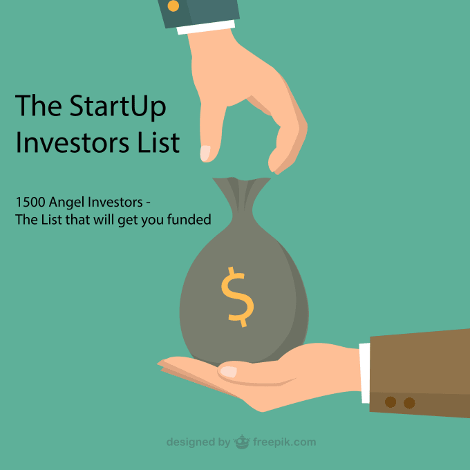 give you a genuine super list of angel investors