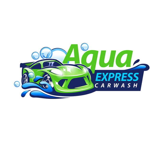 Do Creative Attractive Car Wash Logo Design For You Business Only 22