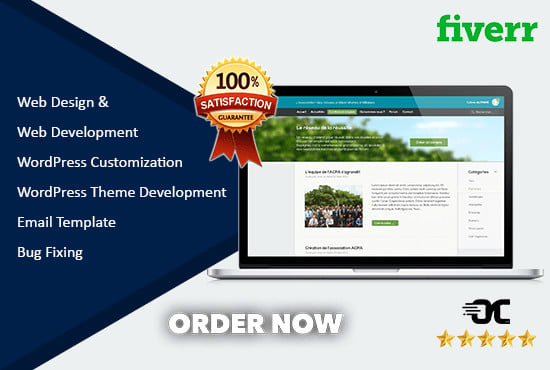Convert psd to html responsive, psd to wordpress by Opticalcoder