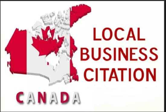 listing your local business in top 25 cad citation sites