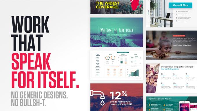 design your best powerpoint presentation ever by sliides