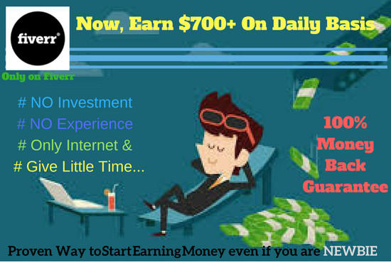 Help you earn passive income online to 700 usd a day by Technoaddict13