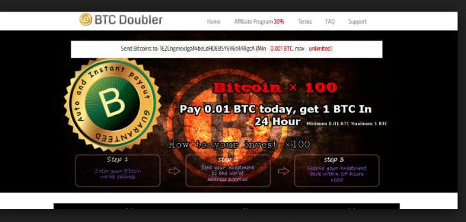 set up a bitcoin website or a bitcoin mining software