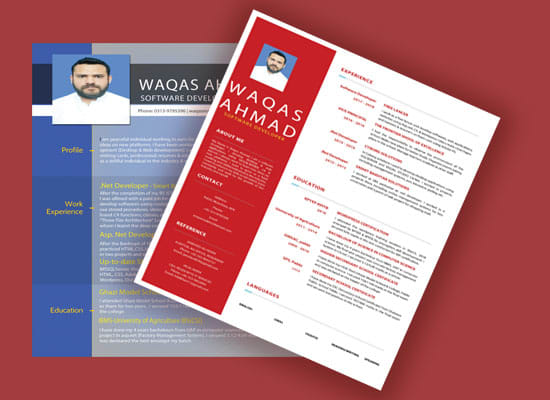 Write Edit Design Clean Resume Business Card For You By Whitewaqas229