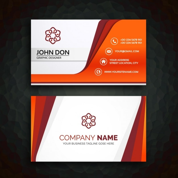 Design amazing single and double sided business card by blitzdessign design amazing single and double sided business card colourmoves