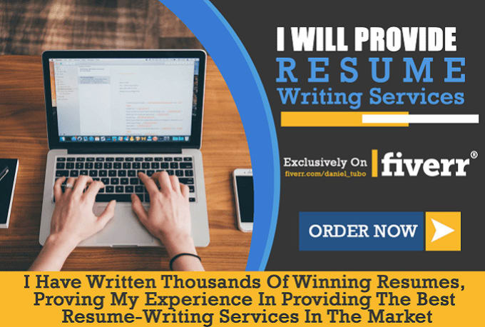 Write,rewrite, a custom resume, cover letter, or linkedin page by ...