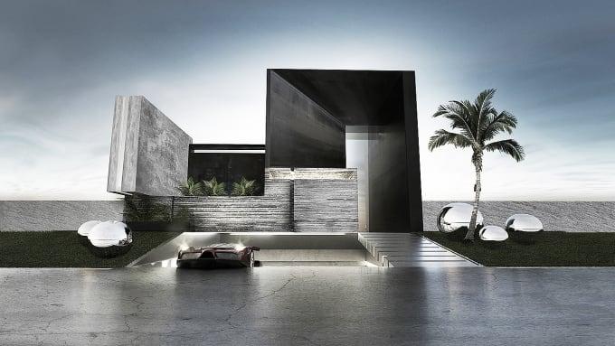 I Will Modern, Minimalist And Futuristic Houses