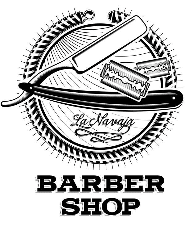 Make Eye Catching Barber Shop Logo Design Without Any Copyright