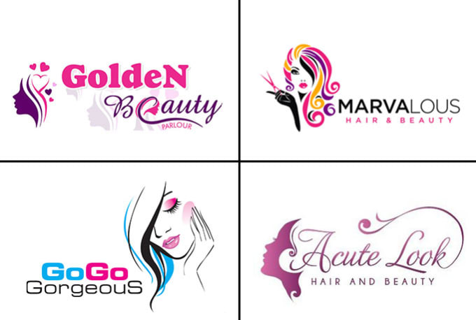 Do Beauty Hair Saloonnail Art And Spa Logo Design