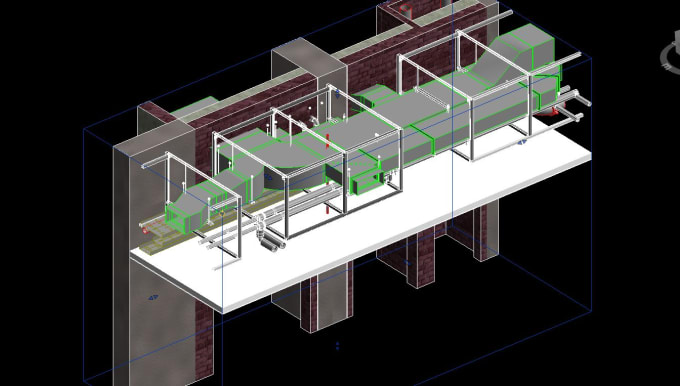 taimorelsadi : I will can do revit 3d and 2d modeling for mechanical work  mep for $40 on www fiverr com
