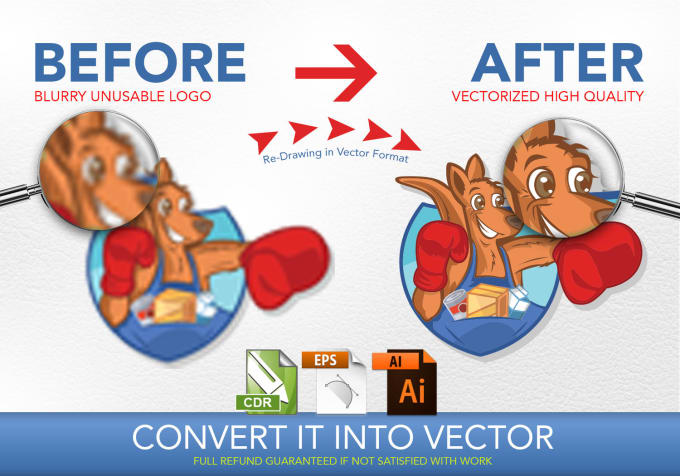 asifledp3g : I will redraw, convert to vector with in 3h for $5 on  www fiverr com