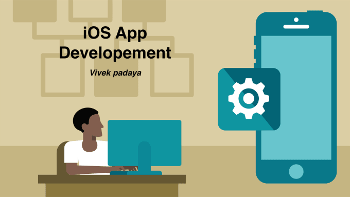 be your ios developer and update old apps