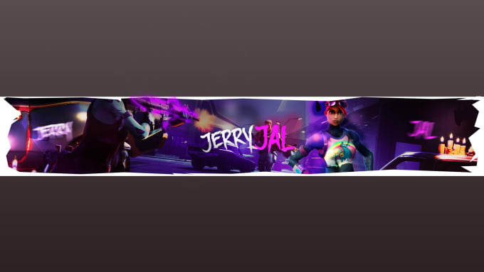 Cool Fortnite Youtube Banner Background Agcrewall