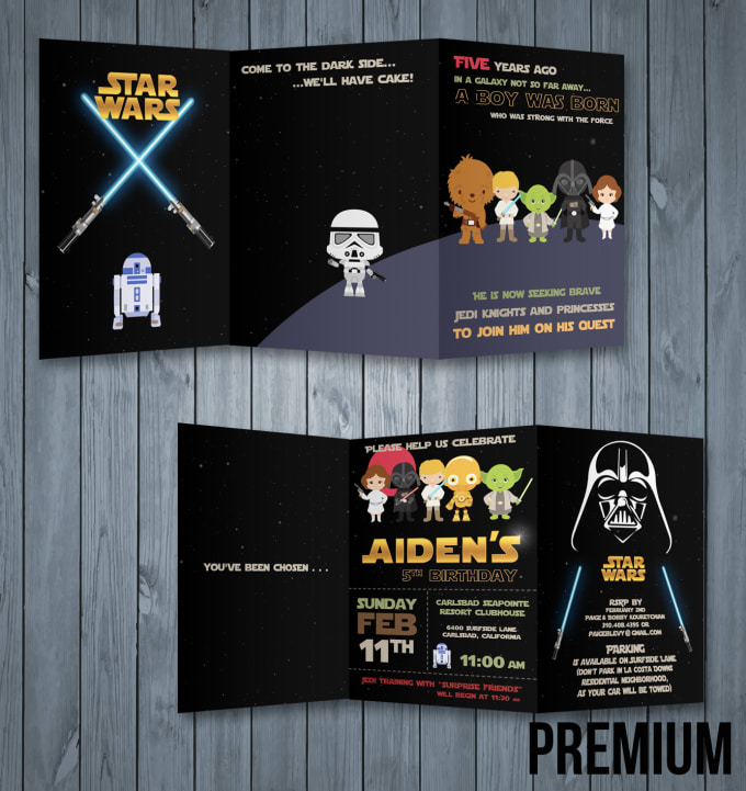 ideas star wars party invitation and 59 star wars party invite template free