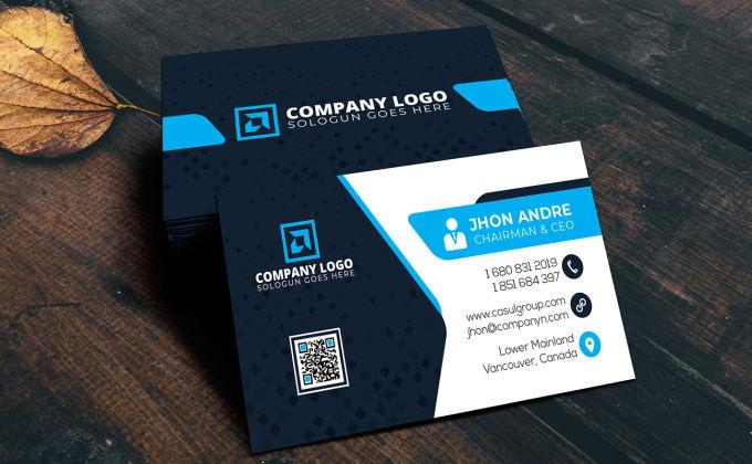 Sensational Design Business Card Template Within 24 Hrs Interior Design Ideas Skatsoteloinfo