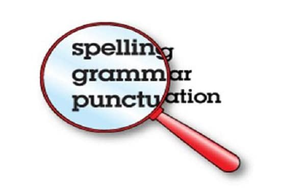 check my paper spelling or grammar mistakes