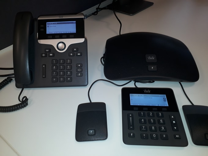 Cisco Phone Configuration