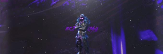 Reaper Skin Fortnite Twitter Header Psd By Ectasy