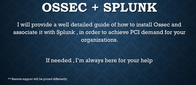 security information event management siem services