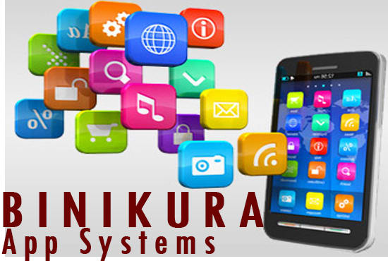 binikura : I will develop any type of custom android and ios mobile apps  audio,video and images for $250 on www fiverr com
