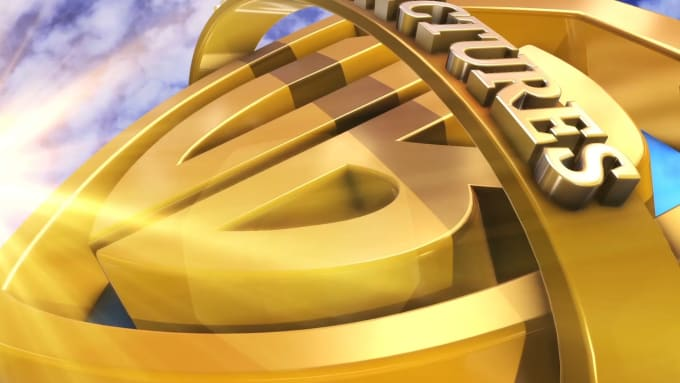 create awesome 3d logo animation warner bros intro