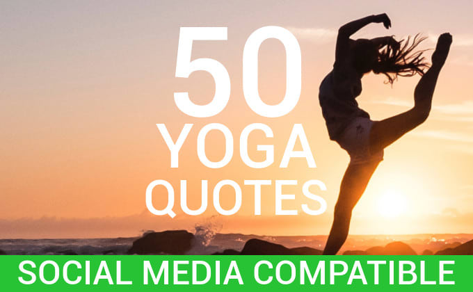 Design 60 Yoga And Wellness Quotes With Your Logo By Quotemachine Custom Wellness Quotes