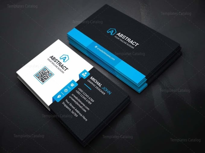 Design Any Kind Of Visiting Card And Invitation Cards For