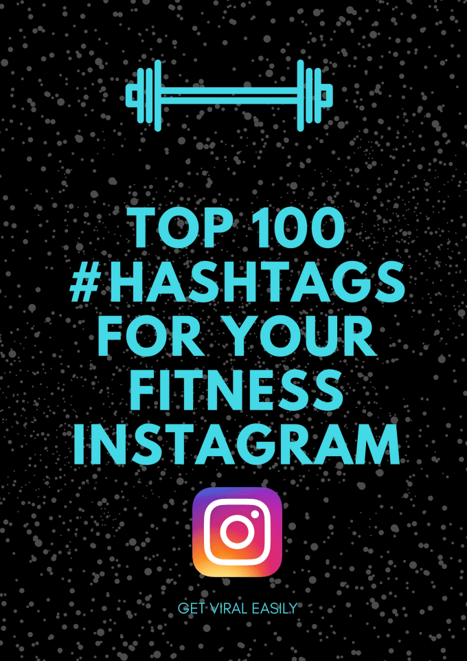 supernick92 : I will send you the top 100 hashtags for your fitness account  for $25 on www fiverr com