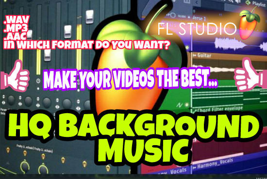 the best quality background music for your videos is here
