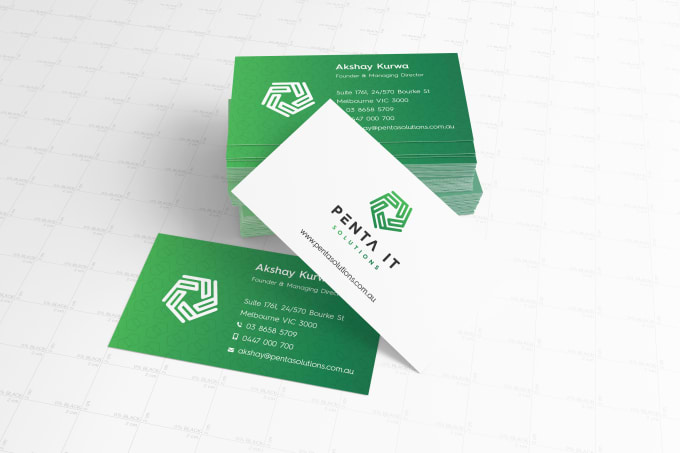Design Perfect Business Card Or Stationery Design By Rosiana099