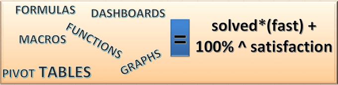 fix excel spreadsheet functions formulas vba and macro