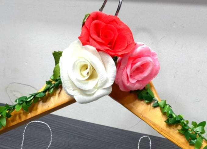 Assist You To Make Hand Crafted Paper Flowers By Sabeeanto
