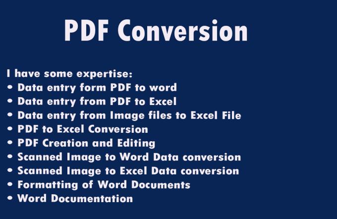 edit pdf or convert pdf to word