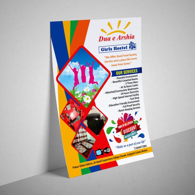 design flyers  brochures  creative flyer design services