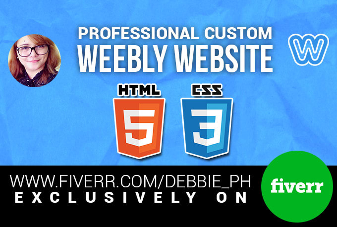 modify or revamp your weebly website template