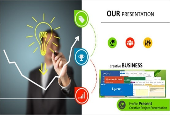 design formal and powerful powerpoint presentation by asimshoaib