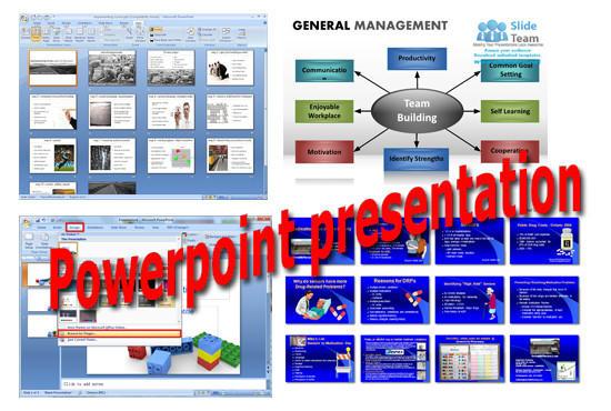 design your powerpoint presentation slider