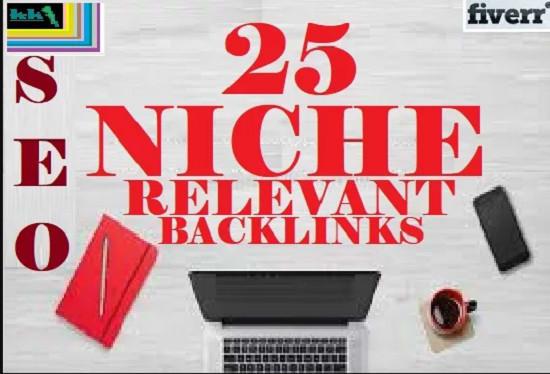 zoey455 : I will build 25 high da backlinks for your website for $15 on  www fiverr com