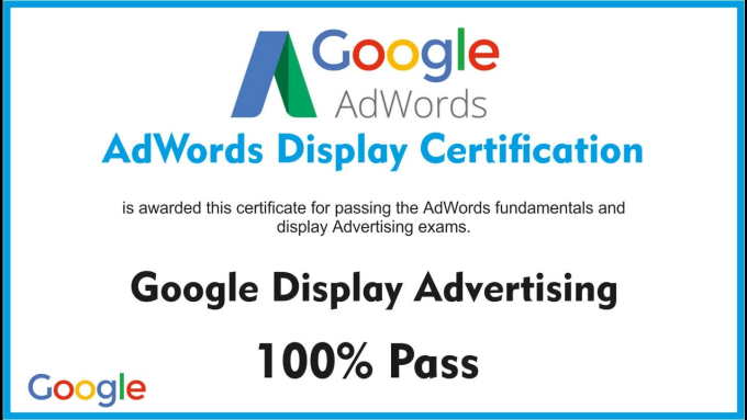 Be your google adwords certified partner by Krishnakrish5