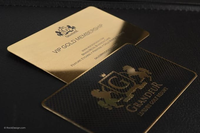 creat 2 luxury business card design within 12 hours