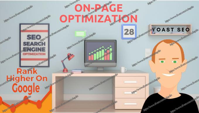 Charmant On Page Yoast SEO Optimization
