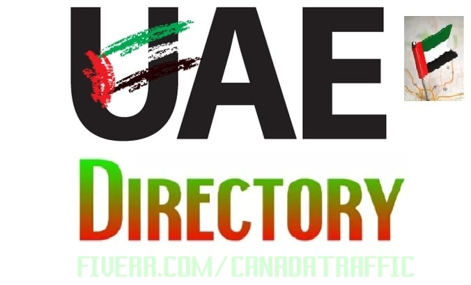 create 21 high PR uae directory or uae citations