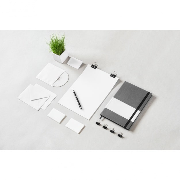 create elegant business card and stationery design by jidedavid