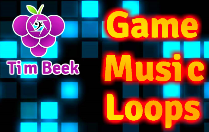 send you music loops for your video game